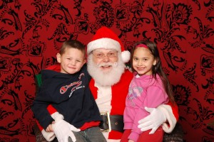 Adopt-a-family Christmas Program at The Lord's Pantry at Anna's House