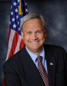 Photograph of Senator Jim Merritt, Honorary Campaign Chairperson