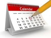 Calendar Clip Art