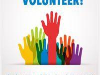 Click here for volunteer opportunities