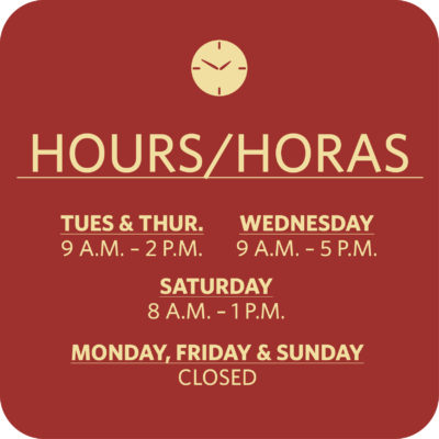 Hours 2018